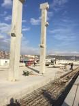 PERİYODİK BAKIM - Akçaray Tramvay Araçları Bakım Onarım Depo Sahası Çalışmaları Devam Ediyor