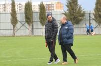 FATIH ÖZTÜRK - Akhisar Belediyespor'da Hedef Deplasmandan Puanla Dönmek