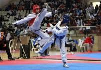 METIN ŞAHIN - Alanya'da Ümitler Türkiye Tekvando Şampiyonası Açılışı Yapıldı
