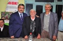 İSTİNAT DUVARI - Alıcık; 'Uç Beylerim İster Nazilli Belediyesi Yapar'