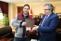 BANVIT - Banvit, Türkiye Kupasını Görücüye Çıkardı