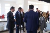 SERDİVAN BELEDİYESİ - Başkan Alemdar'dan Kursiyerlere Ziyaret