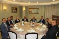 HAKKı KÖYLÜ - Başkan Babaş, TÜRSAB'ın Toplantısına Katıldı