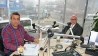PAZARCI - Başkan Eşkinat Radyo Can'da Canlı Yayına Katıldı