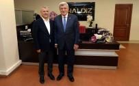 NÜFUS ARTIŞ HIZI - Başkan Karaosmanoğlu, Haldız Grup'u Ziyaret Etti