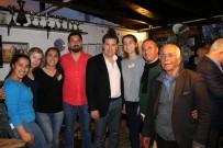 İSMAIL ALTıNDAĞ - Başkan Mehmet Kocadon Muhtarlarla Buluştu