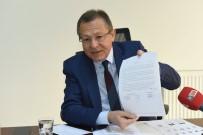 BANDIRMA BELEDİYESİ - Başkan Uğur, Bandırma'daki Çalışmaları Anlattı