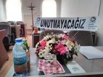Belediye Meclis Toplantısında CHP'li Üyeye Anma