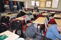 ÇEKMEKÖY BELEDİYESİ - Çekmeköy'de Okullarda Deprem Tatbikatı Yapıldı