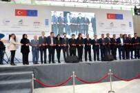 AHMET KARATEPE - Ceylanpınar Katı Atık İstasyonu Hizmete Açıldı