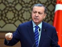 HAMDOLSUN - Cumhurbaşkanı Erdoğan: İslam'la terörü yan yana getirmeyin