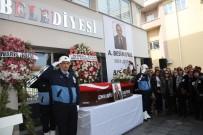 MURAT SEFA DEMİRYÜREK - Eski Urla Belediye Başkanı Besim Uyal Defnedildi