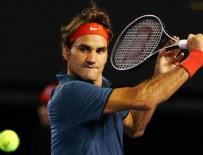 ROGER FEDERER - Federer'den erken veda