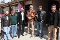 OSMAN KOCA - Gazeteciler Cemiyetleri Gülşehir Belediyesine Tepki Gösterdi