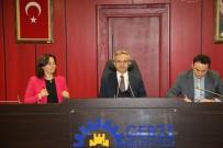 GEBZE BELEDİYESİ - Gebze Belediyesi Mart Ayı Meclisi Yapıldı