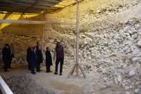 MEHMET AKTAŞ - Göztepe Tümülüsü Turizme Açılıyor
