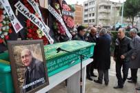 GUPSE ÖZAY - Gupse Özay'ın Amcası Salihli'de Son Yolculuğuna Uğurlandı