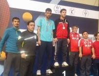 DINDAR - Hakkarili Sporcu Türkiye Finallerinde