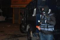 ZIRHLI ARAÇLAR - İstanbul'da Hava Destekli Terör Operasyonu
