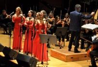 MÜZIKAL - İtalyan Sopranolar İzmir'e Büyülü Bir Gece Yaşattı