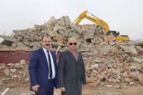 ERTUĞRUL ÇALIŞKAN - Karaman'da Kent Meydanı Projesi