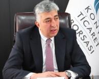 SERBEST PIYASA - KTB Başkanı Çevik, Lisanslı Depo Teşviklerini Değerlendirdi