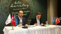 KARATAY ÜNİVERSİTESİ - KTO Karatay Üniversitesi İle MÜSİAD Arasında Protokol