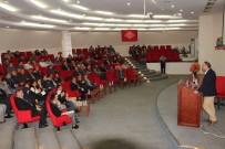 POLAT KARA - Kumluca'da Üreticilere 'Virüs' Hastalıkları Anlatıldı