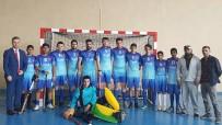 ANADOLU ATEŞI - Kurhan Spor Kulübü Salon Hokeyi 2.Lig Müsabakaları İçin Trabzon'a Gitti