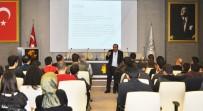 ELEKTRİK ÜRETİMİ - Kütahya Ticaret Ve Sanayi Odasının 'Öztüketim' Eğitimi