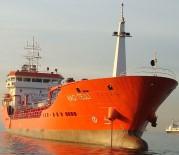 ALI ÖZCAN - Libya'da Türk tankerine el konuldu