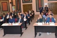 JEOLOJI - Melikgazi Belediyesi'nde 'Sulama Sistemleri Ve Otomatik Sulama' Konulu Eğitim Semineri