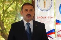 DÖNER SERMAYE - Memur-Sen Kastamonu İl Temsilcisi Mehmet Öz;