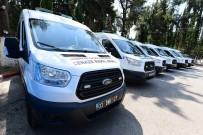 KAMU YARARı - Mersin Büyükşehir Belediyesi'nden Uçakla Cenaze Nakil Hizmeti