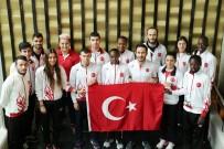 SALON ATLETİZM ŞAMPİYONASI - Milli Atletler Avrupa Arenasında