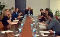 ÖĞRENCI İŞLERI - MSKÜ 'Özel Olimpiyatlar Türkiye' İçin Kolları Sıvadı