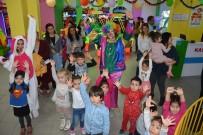 PATLAMIŞ MISIR - Ortaca'da, Çocukların Maskeli Balo Coşkusu