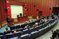 HÜSEYİN KÜÇÜK - Osmaniye  Su Yönetimi Koordinasyon Kurulu Toplantısı Yapıldı