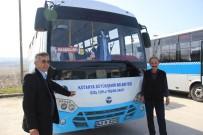 HALK OTOBÜSÜ - Otobüs Şoförü, Kütahya'yı 'Büyükşehir' İlan Etti