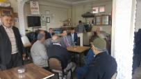 ORHAN BULUTLAR - Palandöken Belediye Başkanı Bulutlar 'Evet' İçin Sahaya İndi