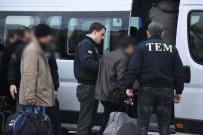 Sinop'ta FETÖ Operasyonuna 4 Tutuklama