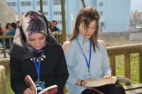 UMUTLU - Söke'de Üniversitelilerden 'Bahçe' Kütüphanesi