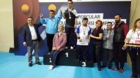 KAĞıTSPOR - Spora Yeni Başladı, Engelleri Aşarak İlk Turnuvada Gümüş Madalya Kazandı