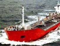 KURU YÜK GEMİSİ - Türk gemisi Libya'da kaçırıldı