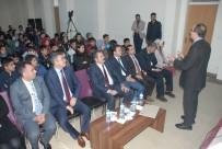 FATİH PROJESİ - Tuşba'da 'Değerlerimiz Geleceğimizdir' Eğitimi