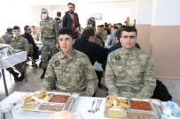 ALAY KOMUTANLIĞI - Yaklaşık 169 Kilometrelik Suriye Sınırında 2016'Da 49 PYD, 210 DEAŞ Mensubu Yakalandı