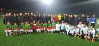 Yalova'da İlk Gece Maçı Oynandı