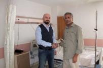 PLASTİK CERRAHİ - Yemenli Hastaya Kaburgadan Burun Yapıldı