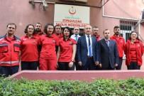 SINIR ÖTESİ - Zonguldak UMKE Ekibi Kilis'ten Döndü