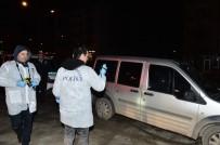 ESKIŞEHIR OSMANGAZI ÜNIVERSITESI - 3 Kişiyi Yaralayıp Polise De Ateş Açtılar
